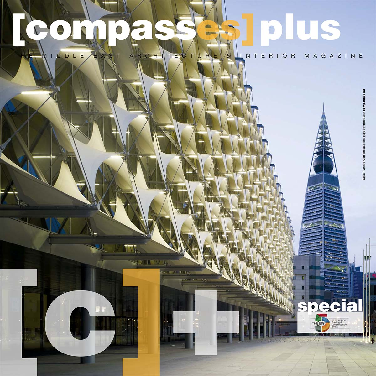 Compasses Plus Big Five 2014