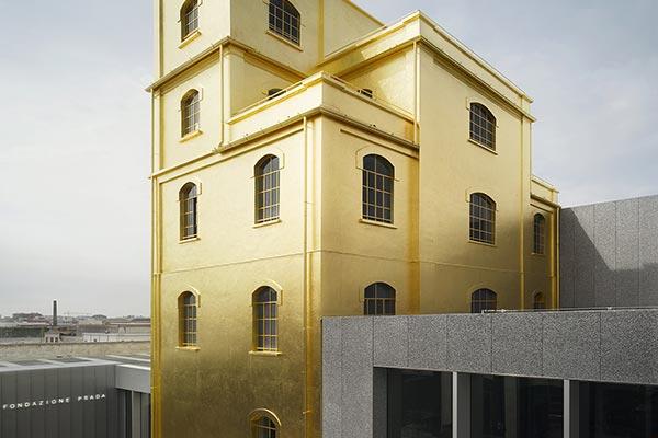 Fondazione Prada | The contemporary art museum by OMA