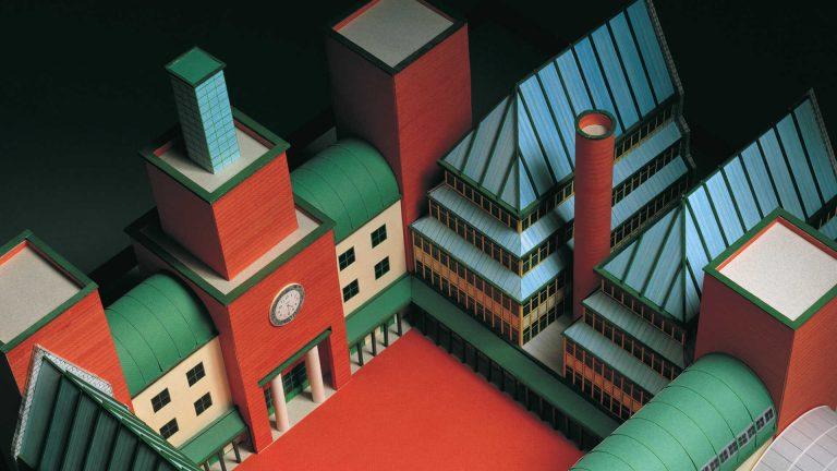 Aldo Rossi architecture MAXXI